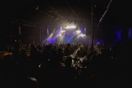 תמר לנביג, עמותת אלווין – להקת ריטלין באירוע לעמותה