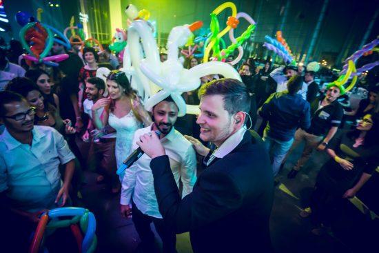 לי & תומר – להקת ריטלין בקבלת פנים וריקודים + שירות DJ OFER VAYNER