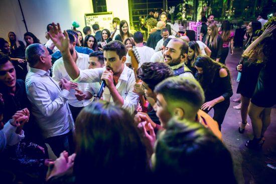 רואי & רינת – להקת ריטלין בקבלת פנים ומופע ריקודים בחתונה