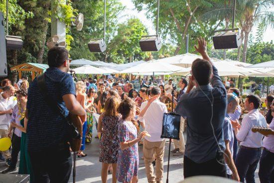 יסמין & אורי – להקת ריטלין בקבלת פנים ומופע ריקודים