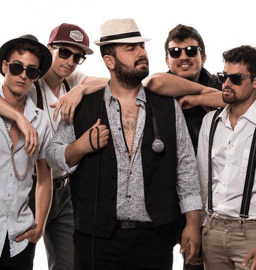 אשרת & קדי – להקת ריטלין בקבלת פנים ומופע ריקודים בחתונה