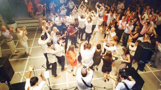 רונית & מידן – להקת ריטלין בקבלת פנים וריקודים בחתונה